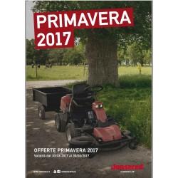 Promozione Jonsered Primavera 2017