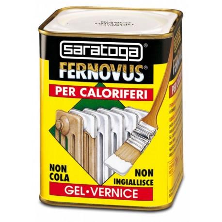 Fernovus gel vernice saratoga speciale per caloriferi for Vernice per termosifoni