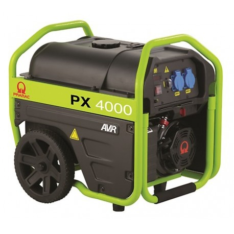 Generatore di Corrente Monofase Pramac PX 4000