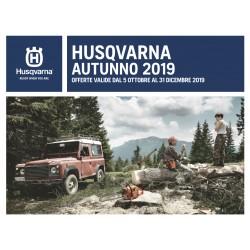Volantino Husqvarna Autunno 2019