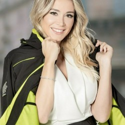 Giacca in Softshell U-Power Space