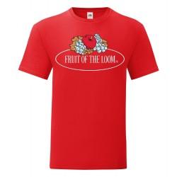 T-Shirt Fruit Of The Loom Vintage Manica Corta Colori Assortiti