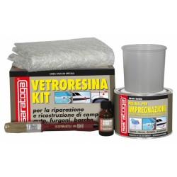 Kit Vetroresina Saratoga