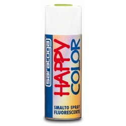 Vernice Spray Saratoga Happy Color Fluorescente