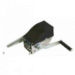 Argano con freno manuale portata Kg 550 Art.00418