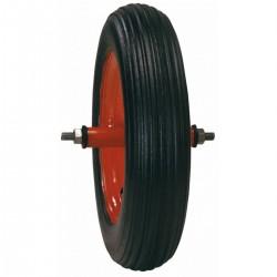 Ruota pneumatica per carriola nera Art.01201