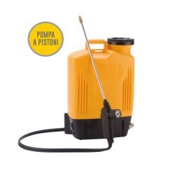 """Pompa a Spalla elettronica Volpi """"Elettroplus"""" con batteria ricaricabile da 12 volt"""