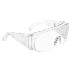 Occhiale Univet 520 con montatura e lenti trasparenti