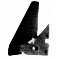 Supporto con coltre sinistro rif. Originale 0 SS-CB SX