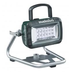 Lampada da cantiere a batteria Metabo BSA 14,4-18 LED