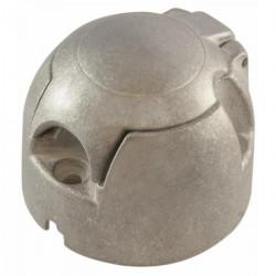 Presa a 7 poli 12V in alluminio