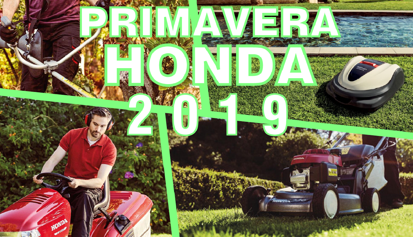 Volantino Primavera Honda 2019